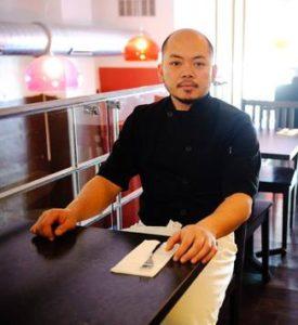 Chef Kittikoon Chompupong